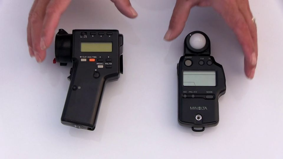 Using Light Meters to Improve Imagery