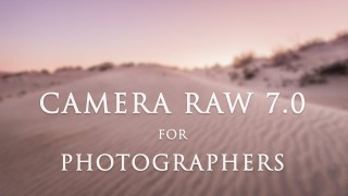 Transform photos using Adobe Camera Raw