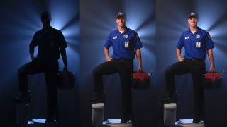 Three Light Setup with Special Effects Lighting