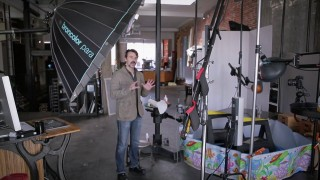 Behind the Scenes Commercial Beverage Shoot