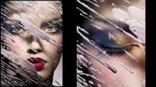 Beauty Shots Through Plexiglass