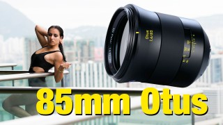 Mind Blowing 85mm Zeiss OTUS Lens