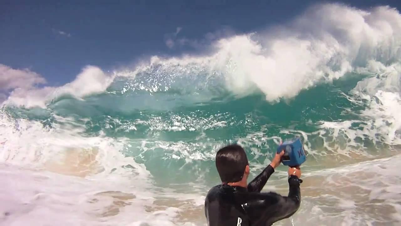 Shorebreak Photographer Clark Little