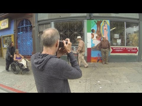 On the Streets of San Francisco with Jack Simon