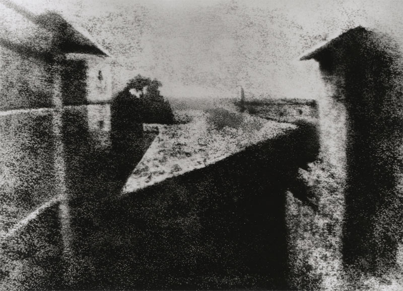 First Photo Ever Taken