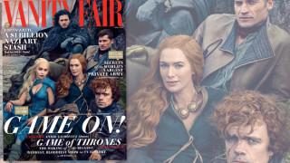 Vanity Fair Game of Thrones Cover