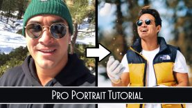 5 Photography HACKS for taking BETTER Portraits! | Photography Tutorial