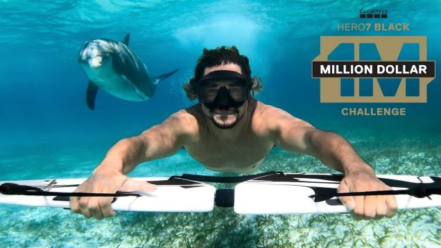 GoPro Awards: Million Dollar Challenge Highlight