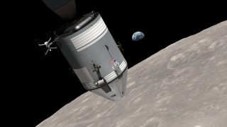 "How the ""Earthrise"" Photo Was Made in 4K"
