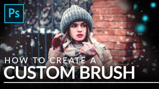 How to Create a Custom Brush in Photoshop