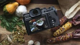 How to Shoot Food Photography
