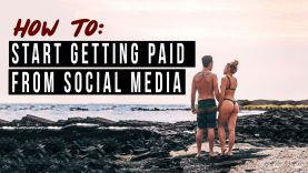 How To Start Making Money From Social Media as a Photographer