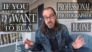 No Excuses! Start Your Photo Business – Advice From Photographer Daniel Norton