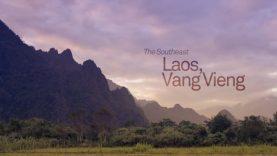 The Southeast – Laos, Vang Vieng