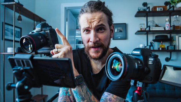 Vloggers – How to Film Yourself
