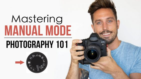 How To Shoot in MANUAL Mode! | Photography 101