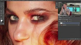 When To Use Clone Stamp Vs Healing Brush (#Photoshop)