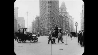 1911 – A Trip Through New York City –