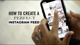 How to Create a PERFECT Instagram Feed