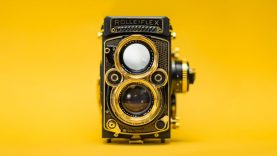 Visiting One of the Largest Vintage Camera Collections in Europe.