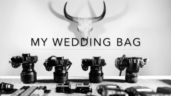 What's In My Wedding Photography Bag?  NIKON Z6