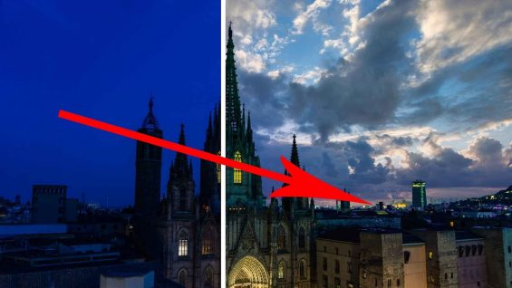 The New Luminar 4 Sky Replacement is simply Crazy