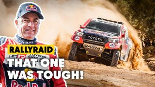 Behind the Scenes – The Rally Du Maroc