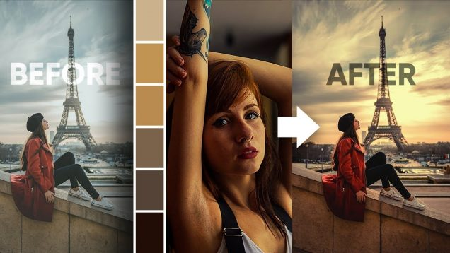 Copy the Color Grading from Any Image with Photoshop