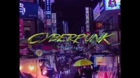 Rainy Cyberpunk Phone Photography – Seoul