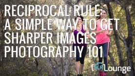 Reciprocal Rule: A Simple Way To Get Sharper Images