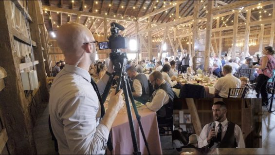 How to Film A Wedding
