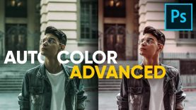Use Selections to Auto Color Correct in Photoshop!