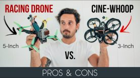 Which DJI FPV DRONE should you BUILD?