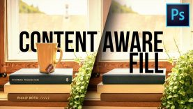 Easy Tricks With Content-Aware Fill in Photoshop