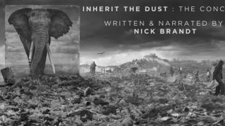 INHERIT THE DUST : The Concept, by NICK BRANDT