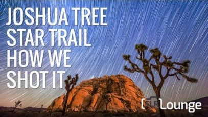 Joshua Tree Star Trails – How We Shot It