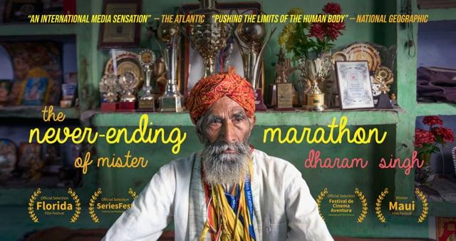 The Never-Ending Marathon of Mr. Dharam Singh